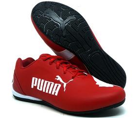 Veludo Vermelho Puma - Tênis para Unissex com o Melhores Preços no