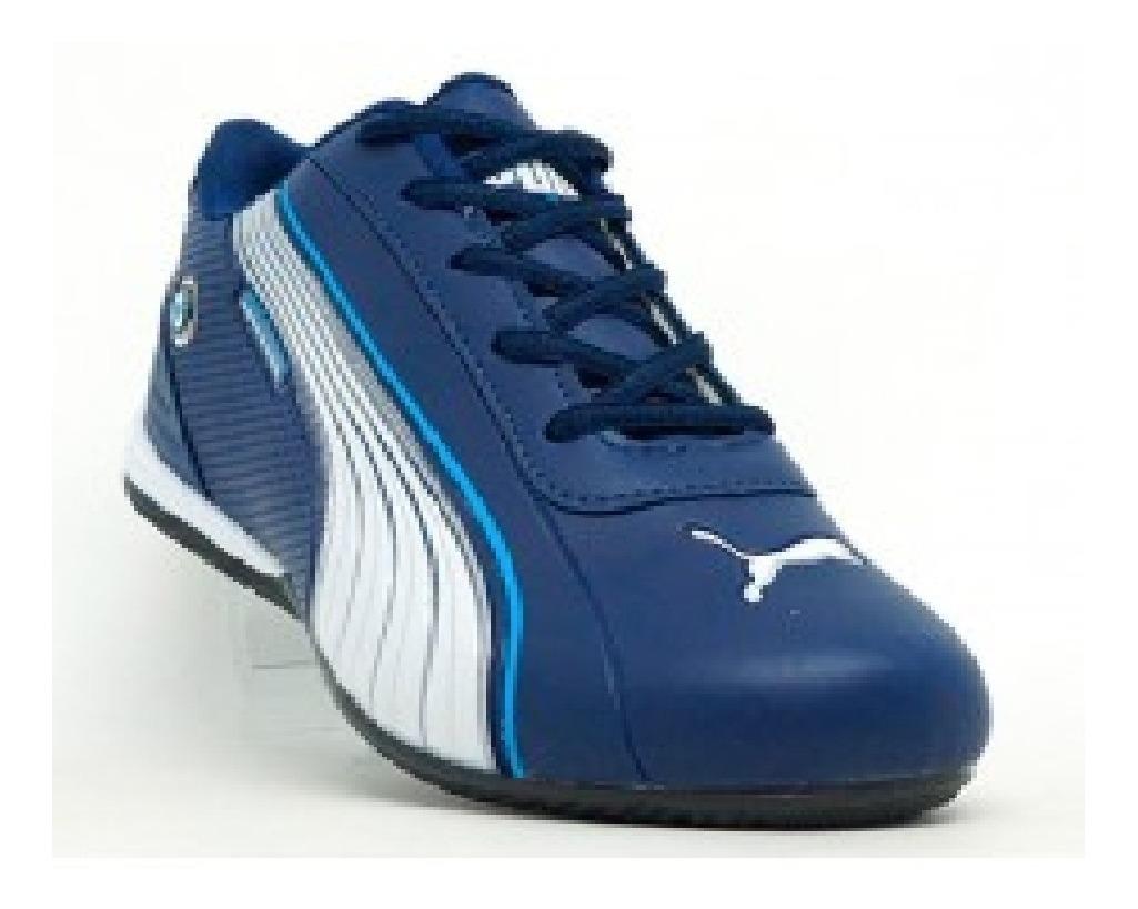 tenis puma bmw motorsport azules