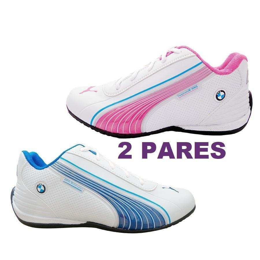 d1aa68fe2bb tênis puma bmw motorsport barato feminino masculino 02 pares. Carregando  zoom.