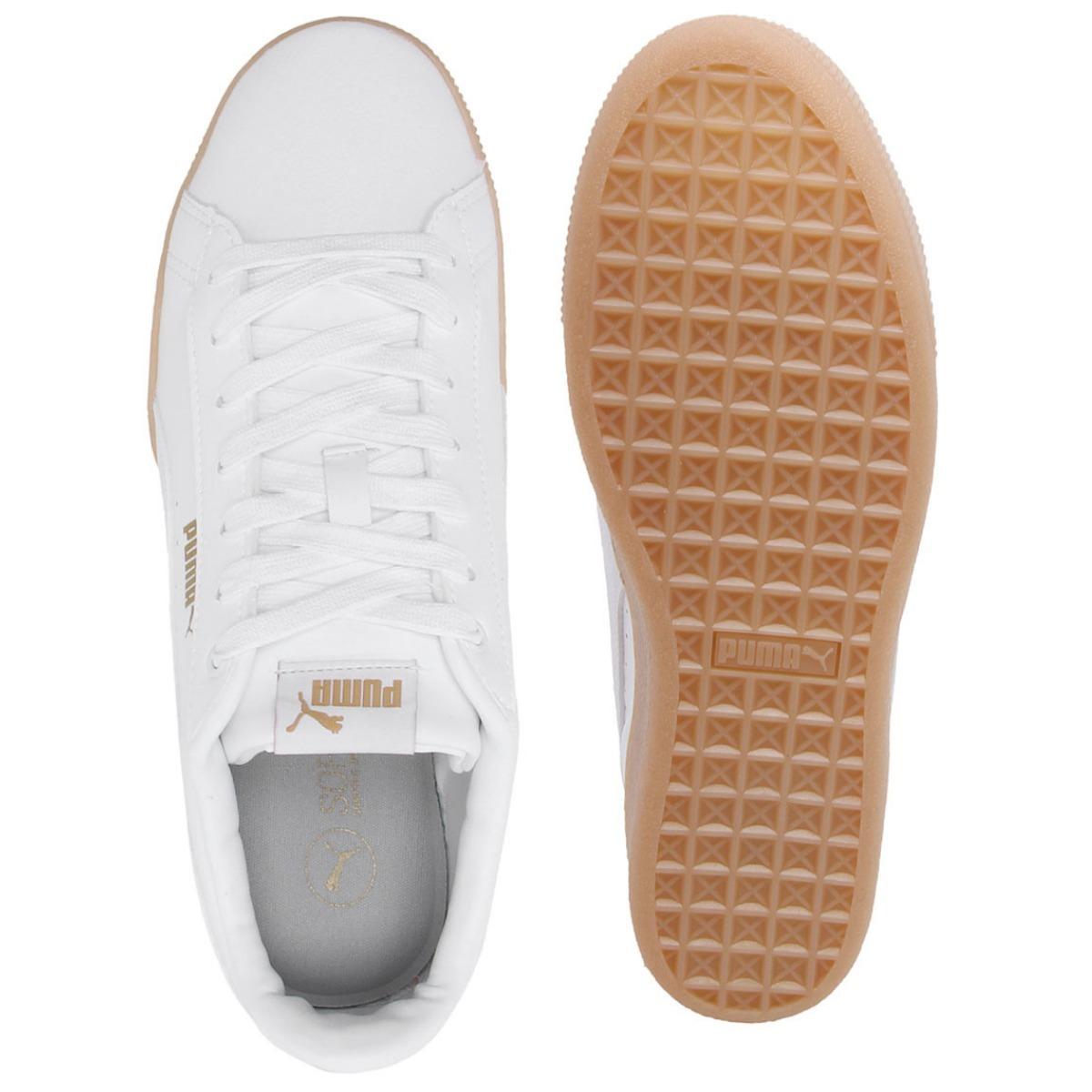 fef830cd029 tênis puma feminino vikky platform vt bdp - branco. Carregando zoom.