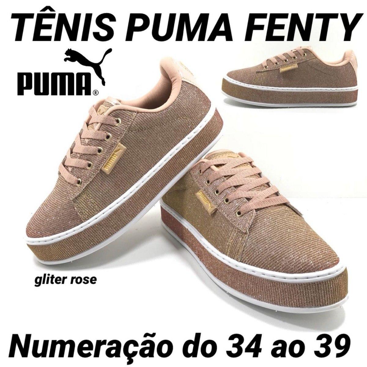 tênis puma fenty by rihanna original perfeito!! Carregando zoom. 33880d4a30070