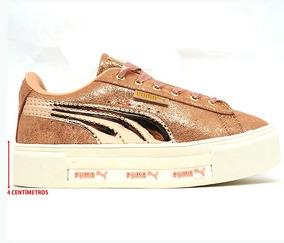 267fa776b3c Tênis Puma Fenty Plataforma By Rihanna