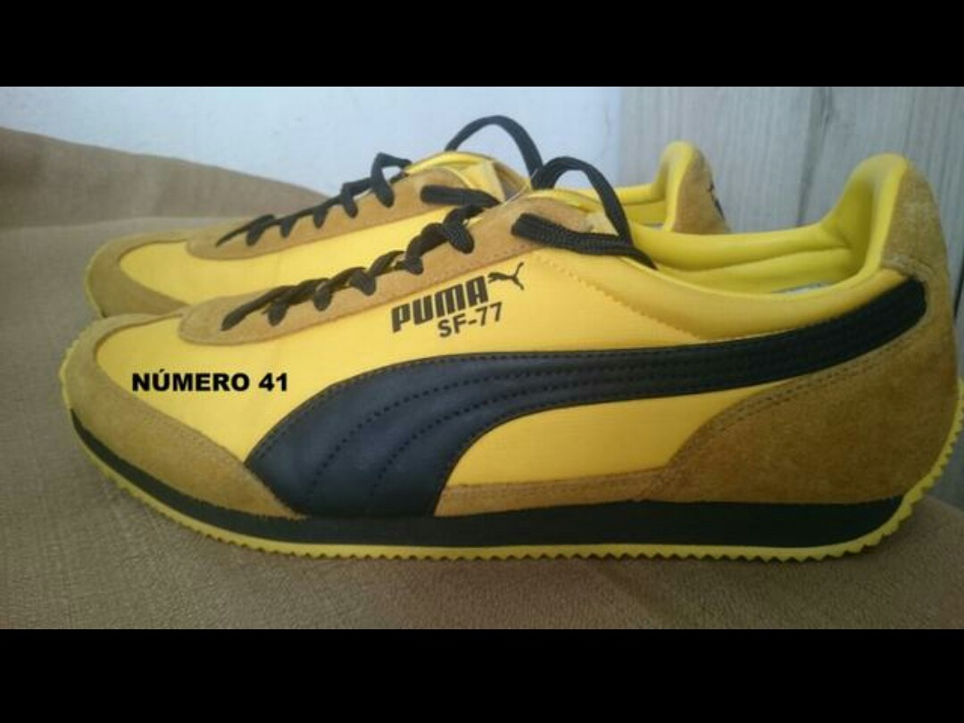 b5fe76565f4 Tênis Puma Ferrari - R  189