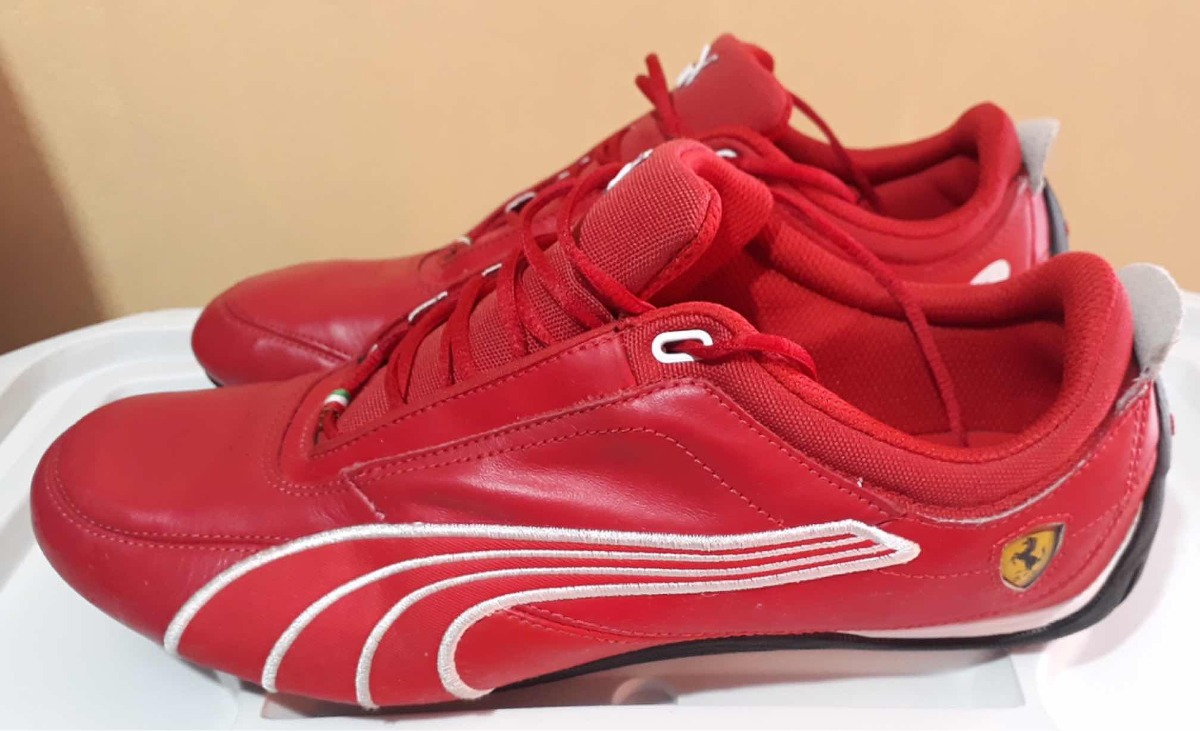 e3c379585d6 tênis puma ferrari vermelho - 42. Carregando zoom.