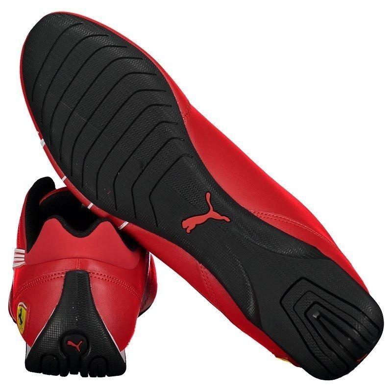 60841d4dca tênis puma ferrari vermelho future cat og couro original. Carregando zoom.