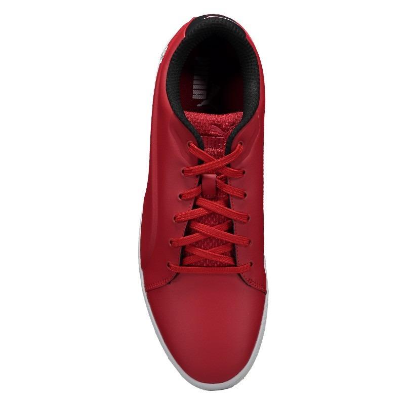05fb0a63abd tênis puma ferrari wayfarer speziale vermelho. Carregando zoom.