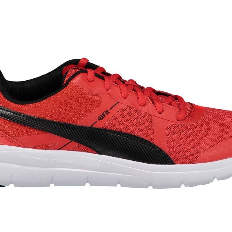 tênis puma flex essential vermelho. Carregando zoom. 1acf1b7debb4e
