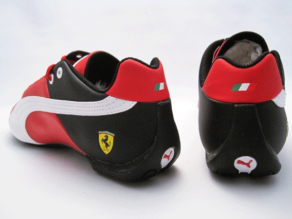 ce5b3f85e9de1 Tênis Puma Future Cat Ferrari Vermelho Preto Feminino - R$ 229,90 em  Mercado Livre