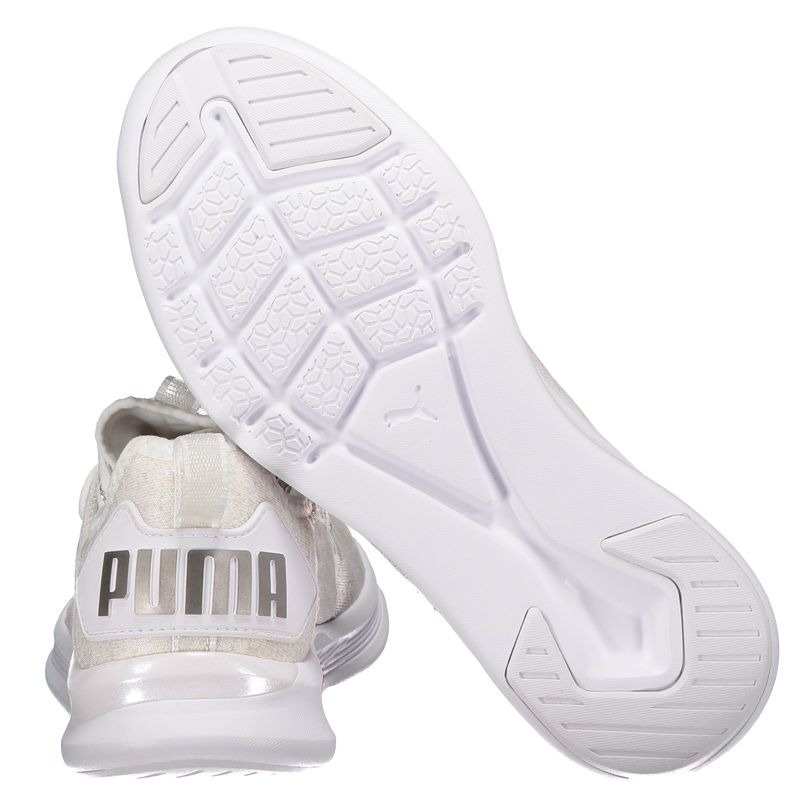 reputable site 9912c d33d1 Tênis Puma Ignite Flash Evoknit Ep Bdp Feminino Bege