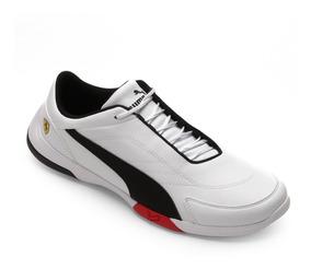 9e088a2430 Tenis Ferrari Branco Masculino - Tênis para Masculino Urbano com o Melhores  Preços no Mercado Livre Brasil