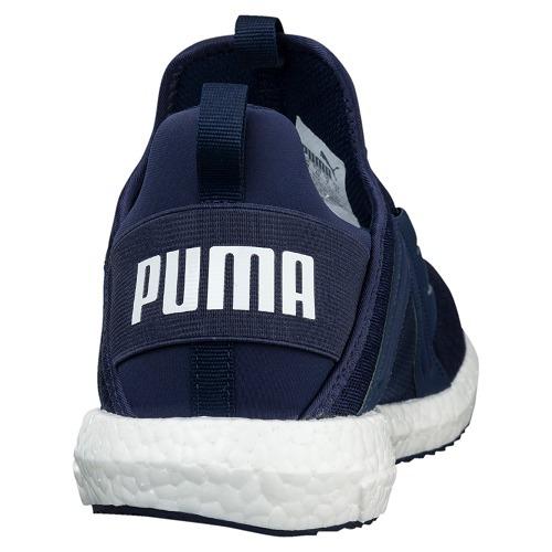 7baafc85179 Tênis Puma Mega Nrgy Zebra Bdp Azul - Original - R  249