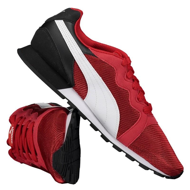 358134dd7c tênis puma pacer vermelho. Carregando zoom.