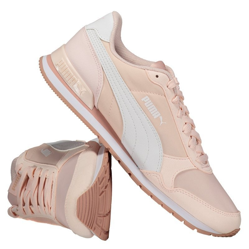 bcd7ee879e tênis puma st runner v2 nl feminino rosa. Carregando zoom.