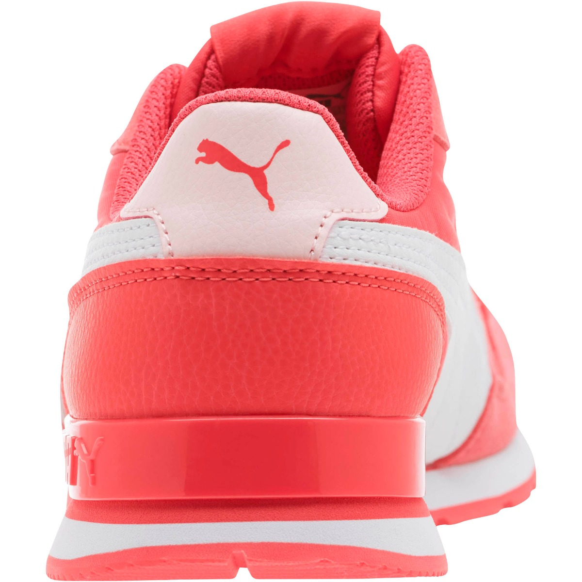 tênis puma st runner v2 nl pink branco feminino junior. Carregando zoom. b1e0e6d2f054c