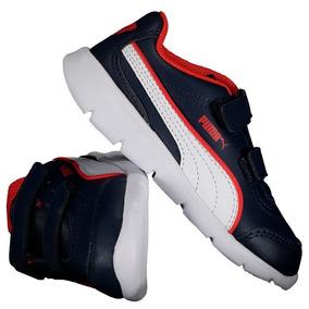 1f95f3a790 Tênis Puma Benny Sl 37 Branco Azul Skate Skate Frete Gratis - Tênis ...