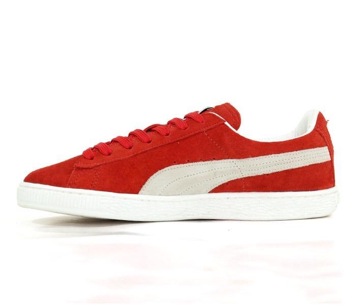 Tênis Puma Suede Classic Couro - R  199 649eeae147499