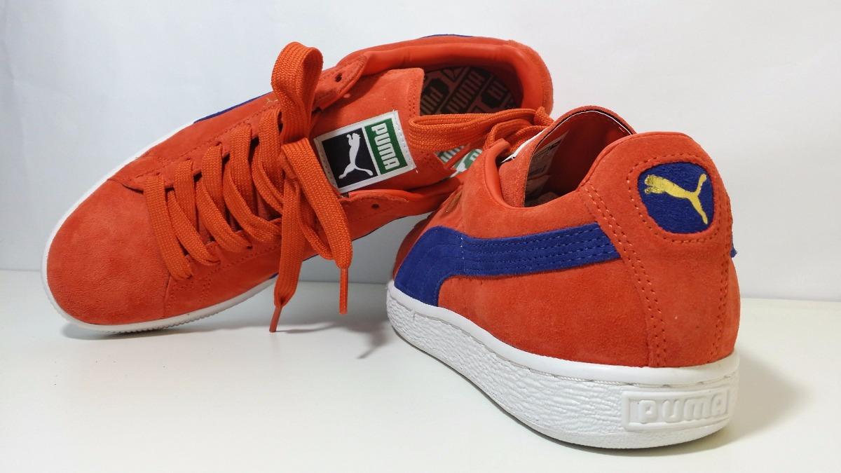 f98be56e16 tênis puma suede classic - laranja. Carregando zoom.