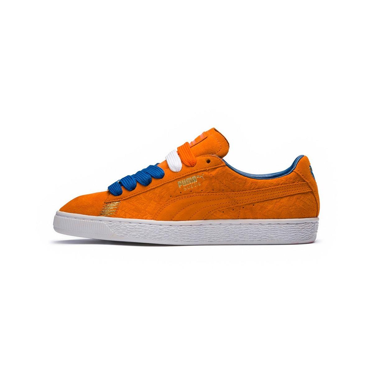 fc5c0eba5c tênis puma suede classic nyc laranja edição limitada 50anos. Carregando zoom .