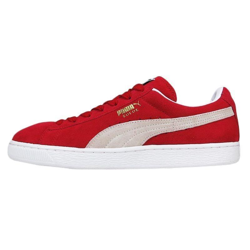 c1fa7ba9755 tênis puma suede classic-vermelho. Carregando zoom.