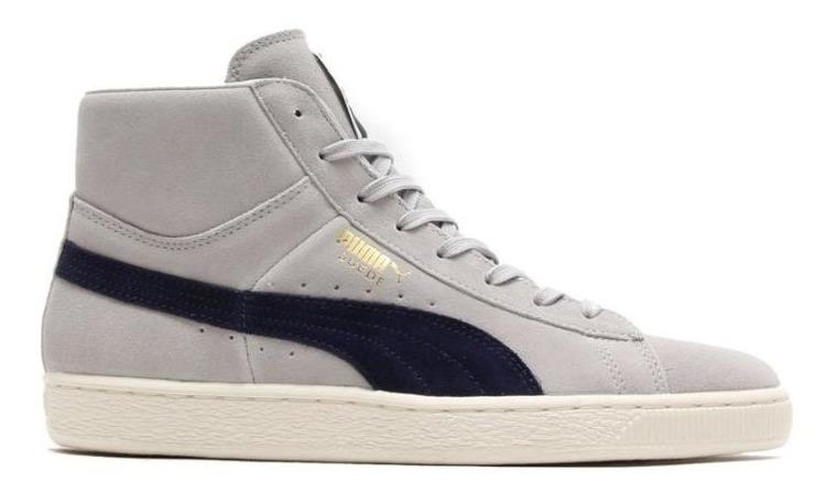 chaussures de sport 975dc b1059 Tênis Puma Suede Mid Classic - Original - Frete Grátis