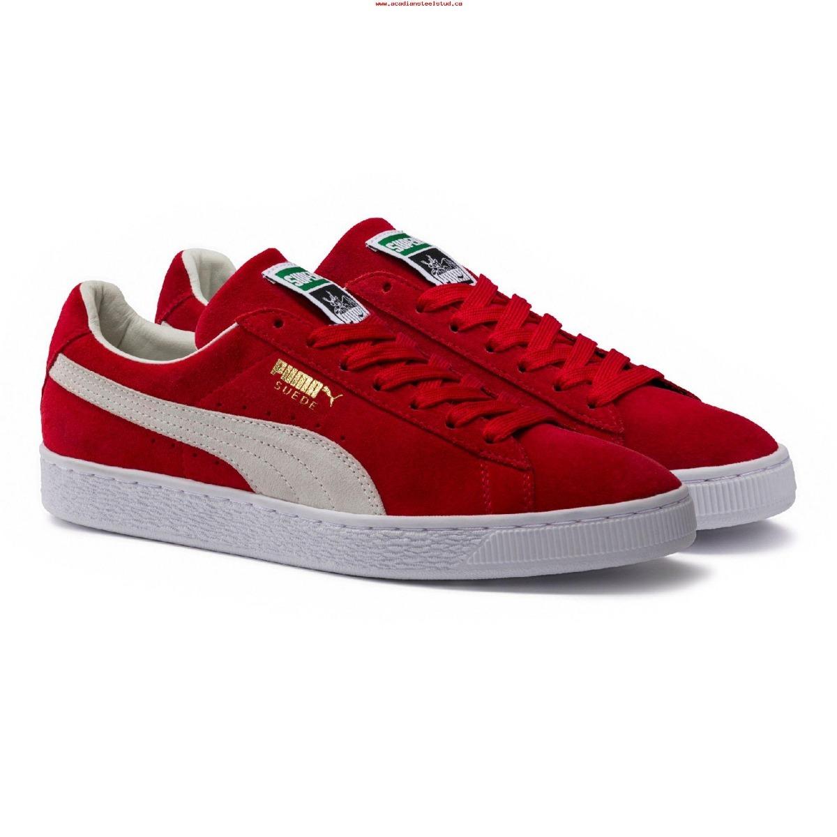 623b0ada11 tênis puma super suede vermelho - original - frete grátis. Carregando zoom.