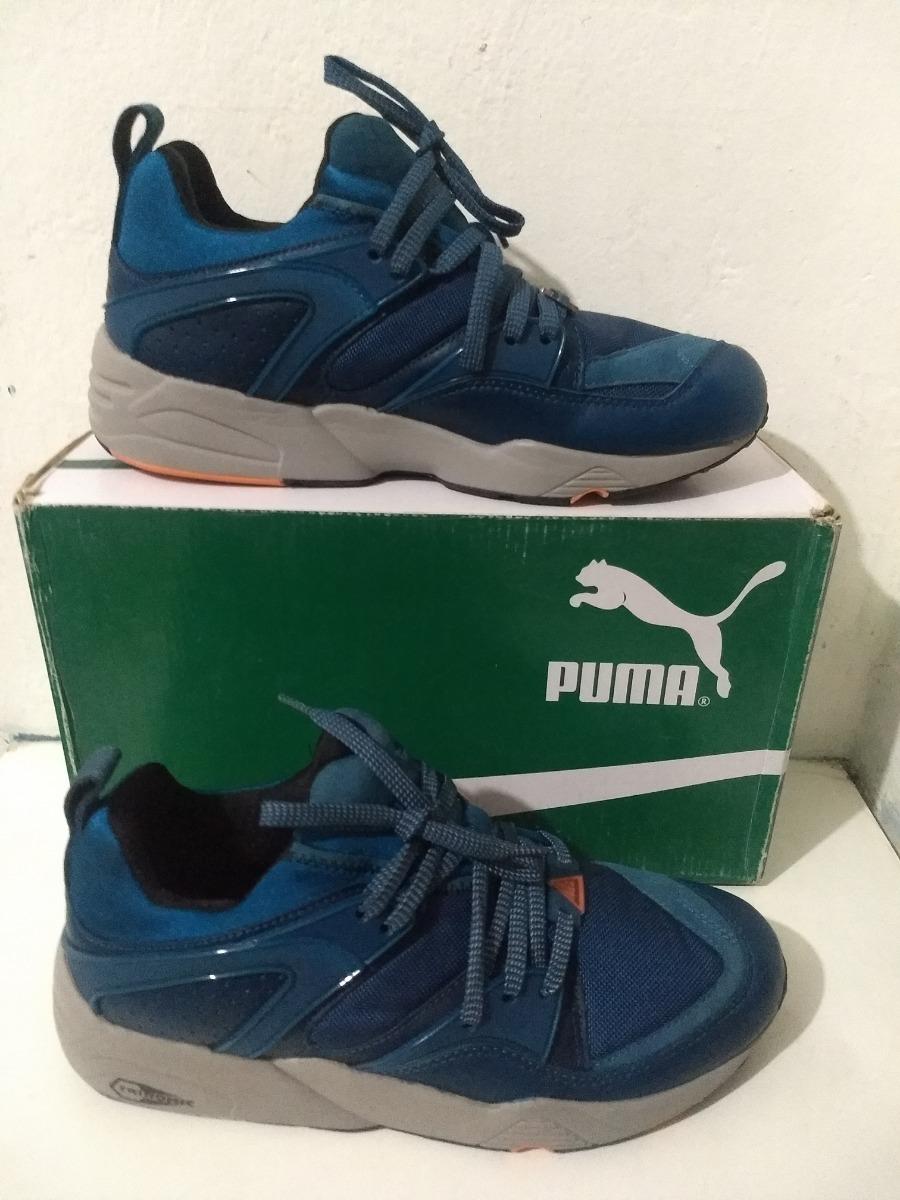 finest selection 24562 c154a Tênis Puma Trinomic Blaze Of Glory Leather