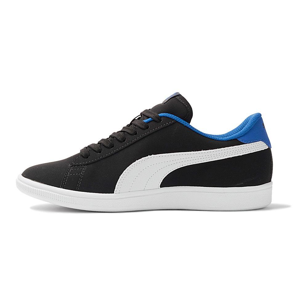 c97656dfa4 tênis puma vikky buck jr preto branco azul masculino juven. Carregando zoom.