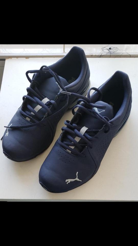 b62e588a87 tênis puma viz runner bdp masculino - azul. Carregando zoom.