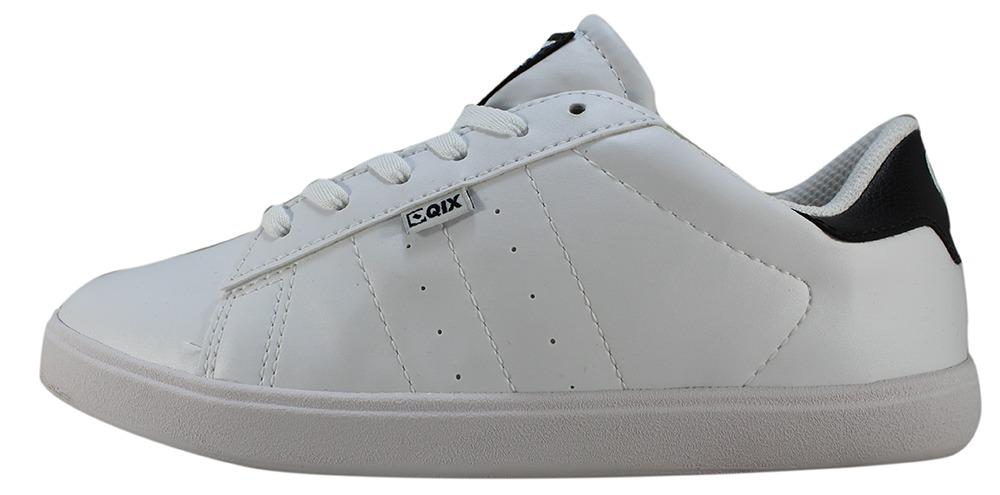 f8e0754fd70 tênis qix branco preto original pronta entrega. Carregando zoom.