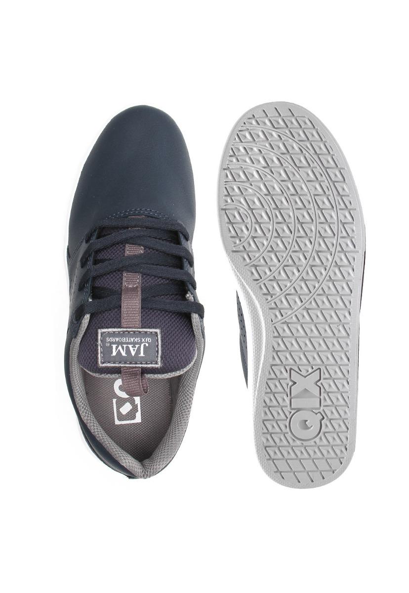f96571c40b tênis qix jam iv skate - azul marinho - original. Carregando zoom.