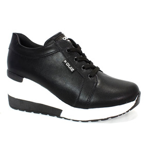 f365fada45 Tênis Quiz Sneakers Feminino Preto