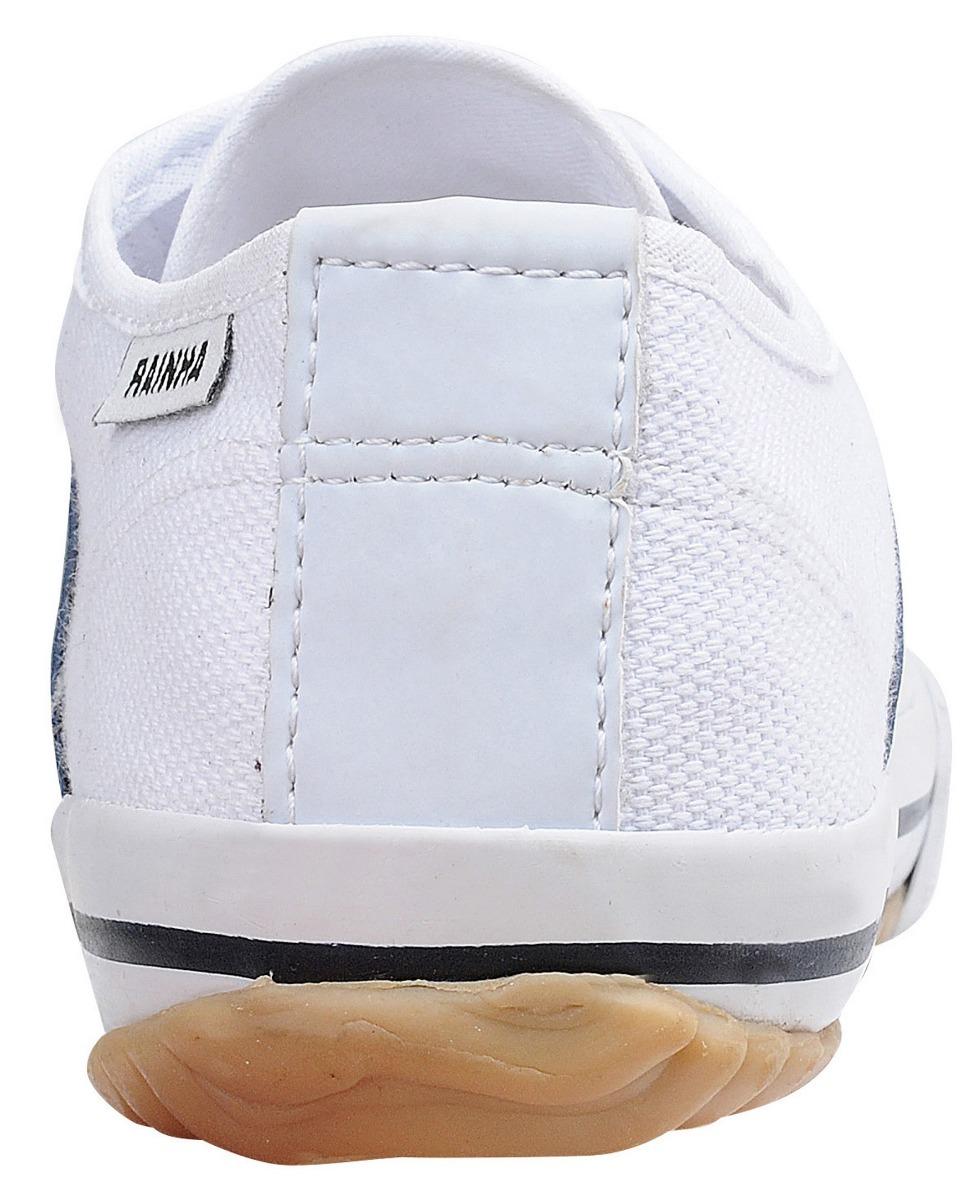 d3006c236a7 Tênis Rainha Vl Vôlei Futsal Branco - R  68