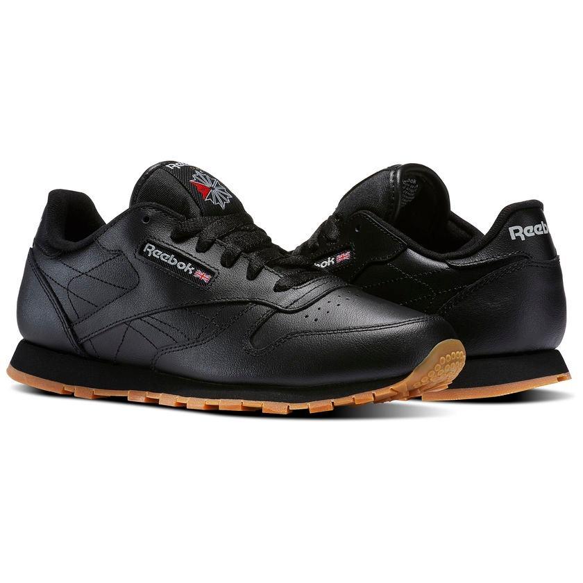 f0c5247af13 tênis reebok classic leather black gum frete grátis. Carregando zoom.