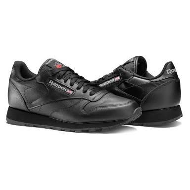 3f81baf3f41 Tênis Reebok Classic Masculino Leather Couro 42 Original - R  199