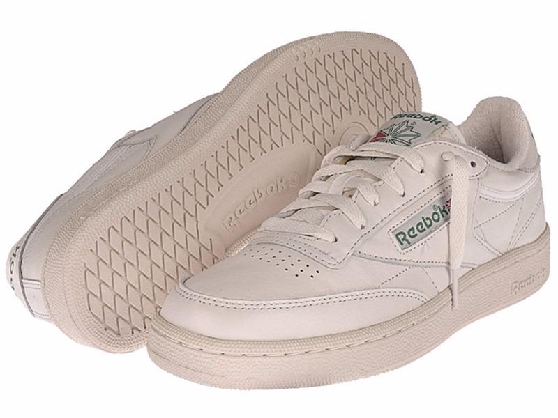 4b619ddacd0 tênis reebok club c 85 vintage green retro v67899. Carregando zoom.