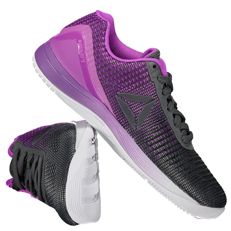 ace5a55eca6 tênis reebok crossfit nano 7 feminino roxo. Carregando zoom.