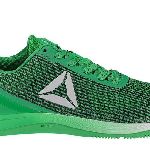 tênis reebok crossfit nano 7 verde
