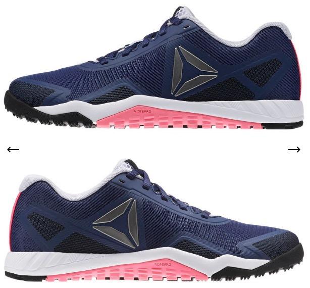 db05a679ff7 Tênis Reebok Crossfit Speed Tr 1.0 Feminino Original! - R  216