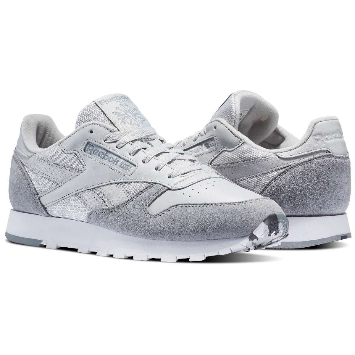 1ad6a5cc479 Tênis Reebok Masculino Cl Leather Mo Bs5148 Original - R  349