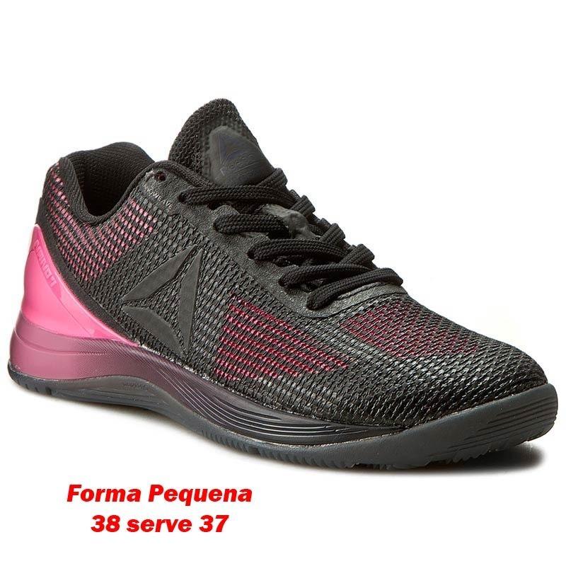 13e3a1f55a1 tênis reebok nano 7 b feminino crossfit academia forma menor. Carregando  zoom.