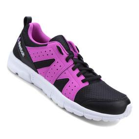 2970a47ad9 Tenis Modinha Feminino Reebok Crossfit - Tênis para Feminino Violeta ...