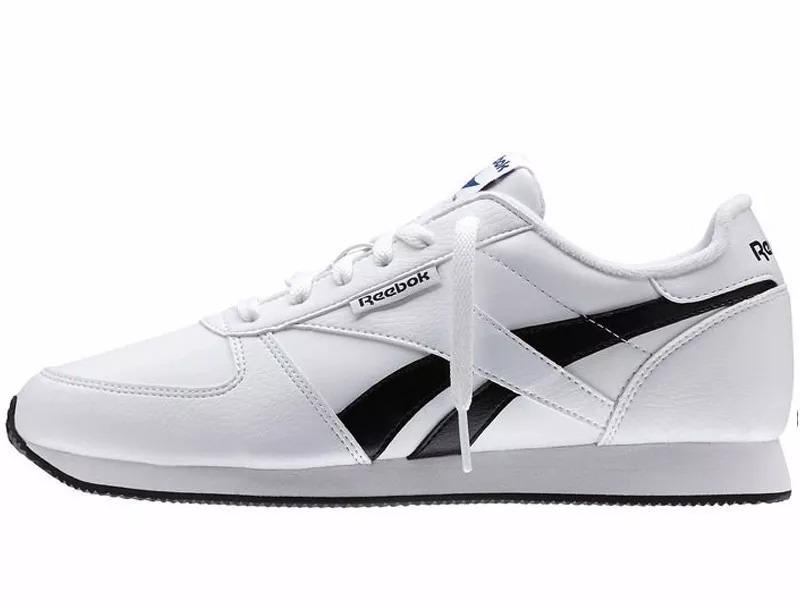 37aeedea50c tênis reebok royal cl jogger syn retro lifestyle branco. Carregando zoom.