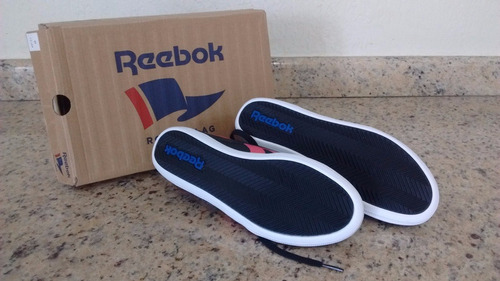 tênis reebok royal transport s - na caixa (novo !!!)