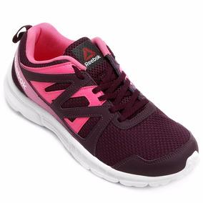 1a559a0506 Tenis Rebuke Colorido - Tênis para Feminino Violeta-escuro com o Melhores  Preços no Mercado Livre Brasil