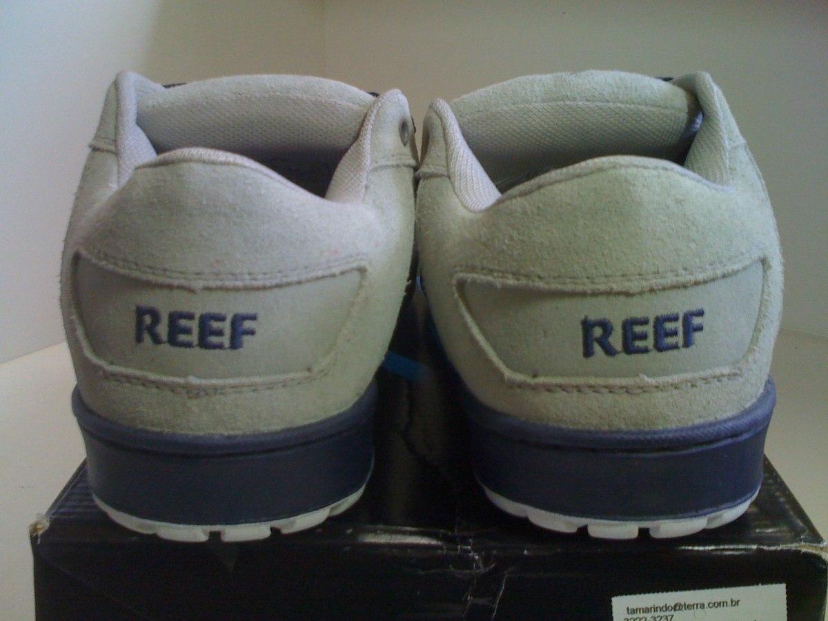 bba1516ed89 Tênis Reef Gripper- 3010 Novo E Com Garantia - R  199