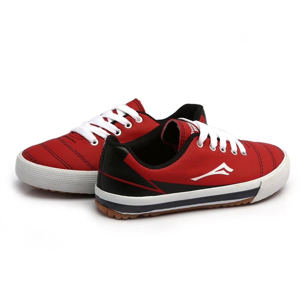 3211a7fbee tênis rhumell socity vermelho rh302. Carregando zoom.