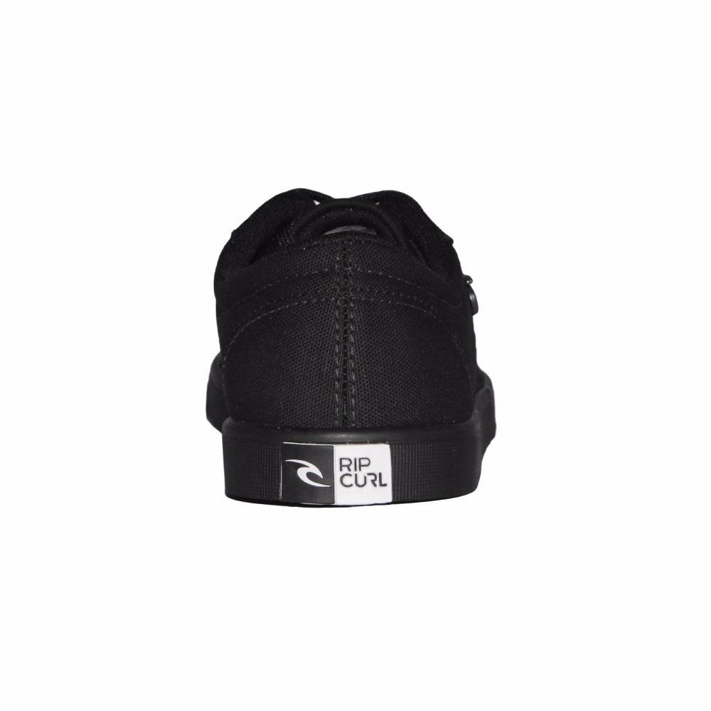 ebabf9b0826 tênis rip curl huntington full black todo preto promoção. Carregando zoom.