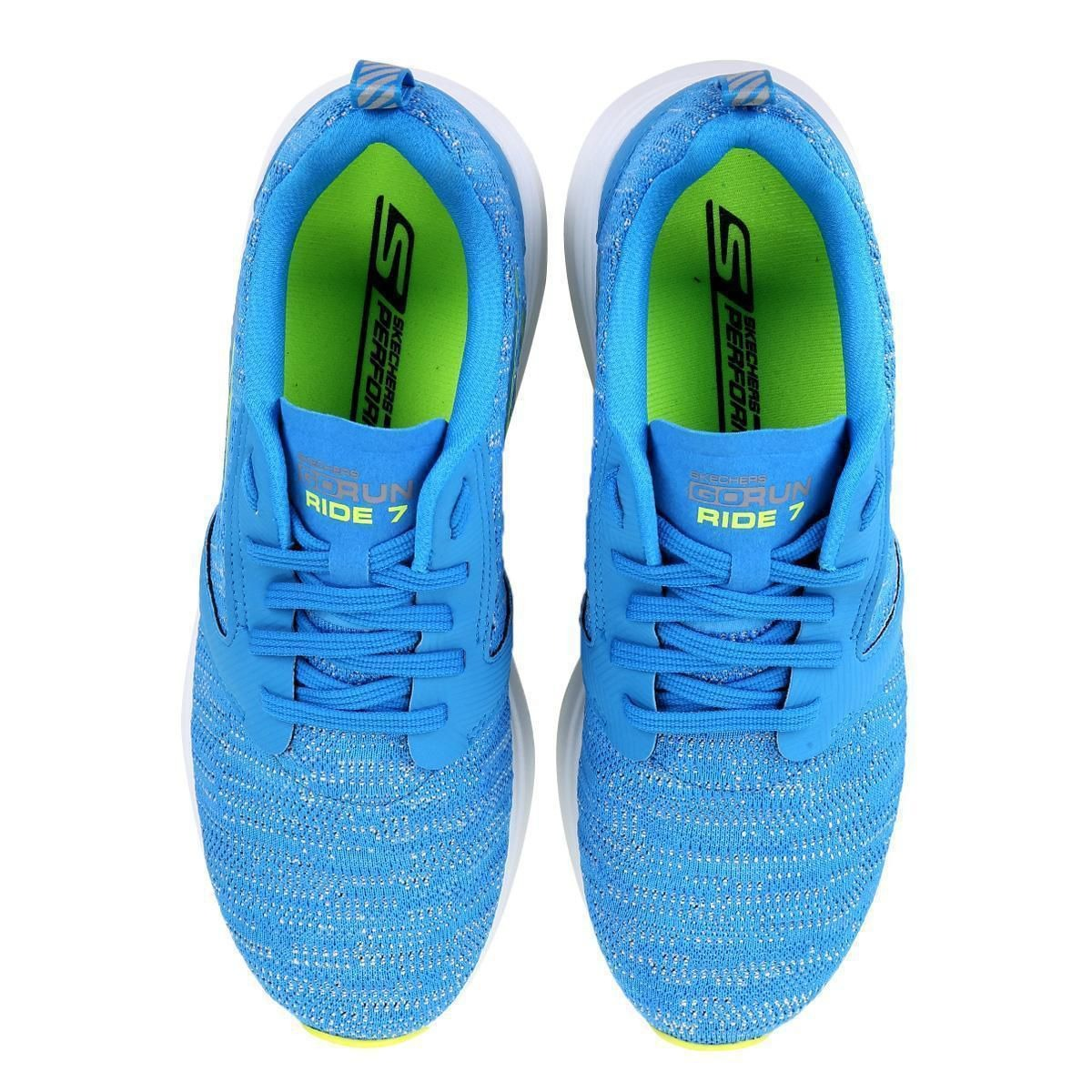 540079a5f Carregando zoom... run masculino tênis. Carregando zoom... tênis skechers  go run ride 7 masculino - azul - original