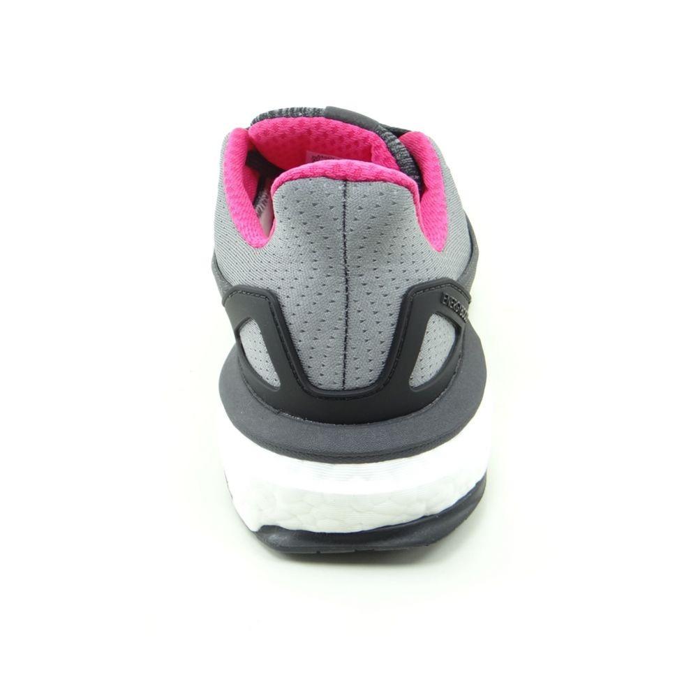 tênis running feminino adidas energy boost w cinza pink ... Carregando zoom. 8bd4959cae7d1