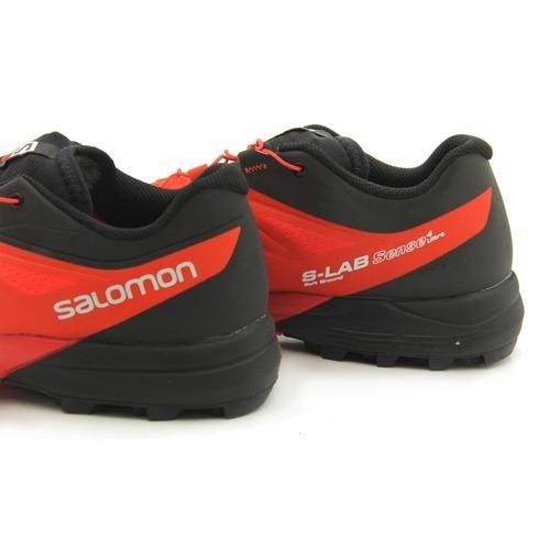 finest selection 5cd8a 4a426 Tênis Salomon S-lab Sense 4 Ultra Sg Vermelho - Tamanho 39
